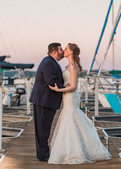 Don't miss this nautical-themed wedding.