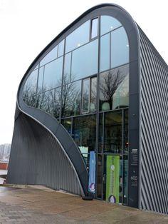 ARCAM • Amsterdam architecture center