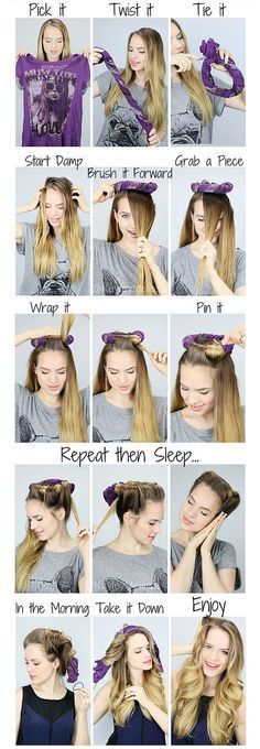 HEATLESS Soft Curls Inspired by the Grammys fashion beauty hair style how to