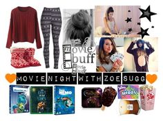 """""""movie night with zoe! <3"""" by kacileim on Polyvore featuring WoodWick and INC International Concepts"""