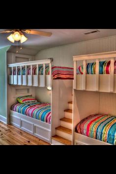 I'm really thinking of extending the girls wall n having this built in!! It's perfect :)