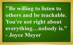 ♥Joyce Meyer