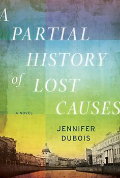Absolutely LOVE this book! Jennifer DuBois is an extraordinary new talent.