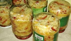 Home Canning, Fresh Rolls, Preserves, Food And Drink, Vegetarian, Homemade, Health, Ethnic Recipes, Preserve
