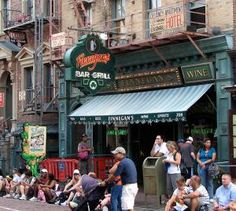 After the Rides, Where Should You Dine? 10 Best Universal Orlando Eats.: Number 5: Finnegan's Bar and Grill