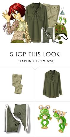 """Will: Autumn"" by holly-the-fangirl ❤ liked on Polyvore featuring WithChic, Keds and Betsey Johnson"