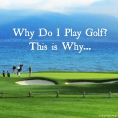 Whenever someone tells me they think golf is boring... #Golf #Quotes #Sports #Motivation #Golfing