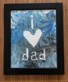 cute idea kids can make for father's day