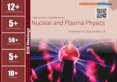 3rd International Conference on #Nuclear & #Plasma_Physics November 05-06, 2018 London, UK