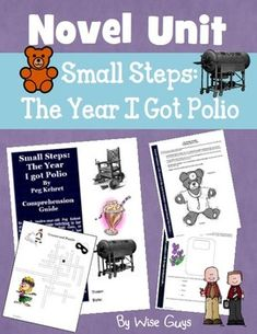small steps the year i got polio book report ∶ small steps: the year i got polio [peg kehret] ten years ago, in a riveting story of courage and hope, peg kehret wrote of the months she spent in a ho.