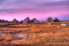 Badlands National Park // photo copyright: Rick Braveheart.