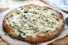 Chicken Alfredo Pizza | Weight Watchers Recipes