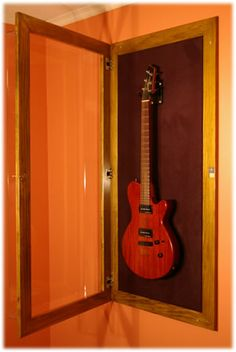 1000 Images About Gameroom On Pinterest Guitar Display