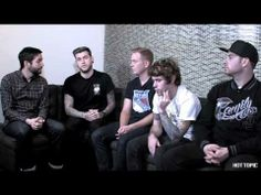 Interview: A Day To Remember - YouTube