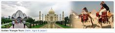 Golden Triangle Tour With Goa And Mumbai Itinerary Or Delhi Agra Jaipur Goa Mumbai Tour. Get Good Discount on Booking of Goa Mumbai Tour, Goa Famous For Beaches And Mumbai is Also Known as Bollywood City.