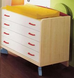 Use Baby Changing Table As Storage In The Bathroom!
