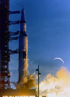 Apollo 8 mission - first successful mission after the Apollo 1 disaster