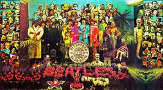 Deviations from Select Albums: 2. The Beatles - Sergeant Pepper's Lonely Hearts Club Band