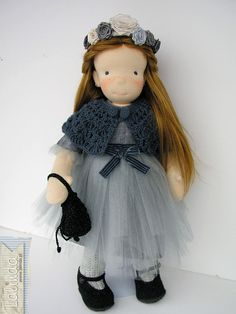 Изумительные вальдорфские куклы Агнешки Новак из Варшавы, Польша. Обсуждение на…