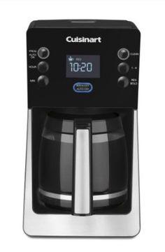 Cuisinart Perfec Temp 14-Cup Programmable Coffeemaker