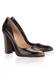 Pura Lopez Elif- Zapatos de salón con punta fina 683f897543e3