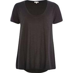 charcoal t shirt