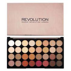 Makeup Revolution Ultra 32 Eyeshadow Palette Flawless 3 Resurrection Christmas wishlist