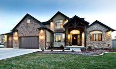 Exterior home ideas http://www.mainstreamhi.com