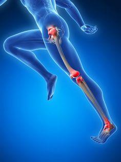 3D runner joints
