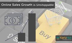 Online Sales Growth is Unstoppable Go Store, Increase Sales, Online Sales, Acceptance, Online Marketing, Ecommerce, Innovation, Number, People