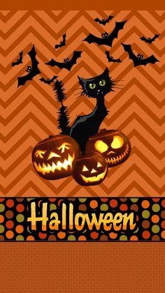 Halloween, wallpaper, iphone