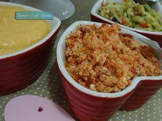 Pastinha (delícia!) de tomates secos! Receitinha no blog www.somoscraftstudio.blogspot.com