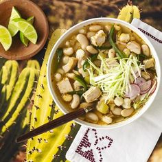 """Turkey Posole 