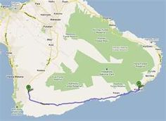 """Back road to Hana. unpaved!** yeah, we were crazy and went the """"forbidden"""" way!!"""