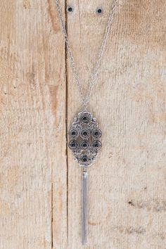 Large Pendant Necklace