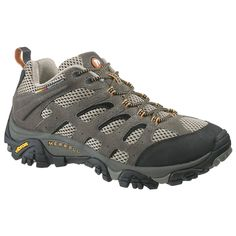 Merrell Mens Moab Ventilator Low Hiker-411212 - Gander Mountain