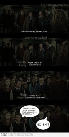 Harry Potter -- W T F !!!