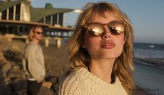 Oliver Peoples Plunges Into Summer Fashion With A California Day. -  Oliver Peoples officially release its summer collection campaign which is called A California Day and dazzlingly starred by freshsupermodel-co-singerStaz Lindes and movie starMcCaul Lombardi.Lisa Eisner is in full charge of the whole video clip.  Oliver Peoples 2016 summer eyewear campaign.   The whole video depicts a  beautiful day taking place in aMalibu little town located in CA. A handsome boy and a stunning girl make…