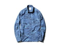 uniform experiment CAMOUFLAGE B.D SHIRT
