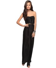 forever. Pleated Maxi Dress w/ Belt  $24.80