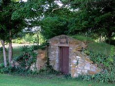 Root cellar, via Flickr.