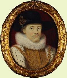 James I, King of England and Scotland, son of Mary Queen of Scots