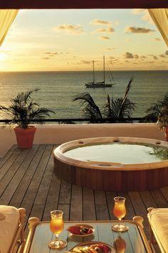 Set beside St. Martin's finest beach, lapped by the Caribbean Sea, Belmond La Samanna is the ultimate luxury resort.