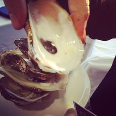 Brooklyn Oyster Party--so fun to work with