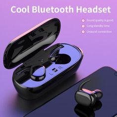 Bluetooth Earphones TWS Wireless Headphones Headset Cordless Headphone Mini Sports Earbuds Music Handsfree For Phones – Electronics & Consumer Cordless Headphones, Bluetooth Headphones, Headset, Sport Earbuds, Gaming Accessories, Sports, Gadgets, Technology, Electronics