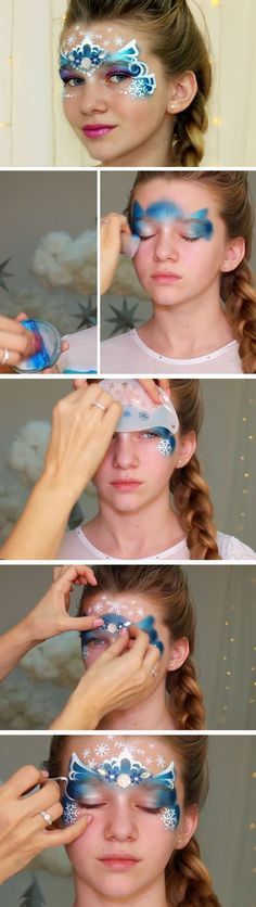 Frozen Elsa Crown   Easy Spring Crafts for Toddlers to Make   Fun Spring Crafts for School Age Kids