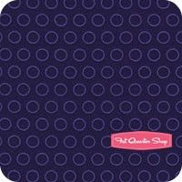 Circle Dot by The RBD Designers for Riley Blake DesignsDot size is approximately Navy Quilt, Riley Blake, Dots, Stitches