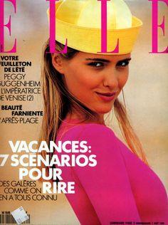 Elle França Agosto 1989