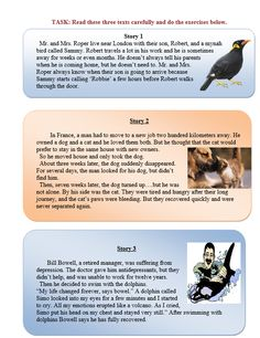 3 short texts part 3 Reading Comprehension - My Reading Kids Kids Reading, Teaching Reading, Love Reading, Summative Test, Kids English, Reading Comprehension Worksheets, Grammar Rules, Reading Material, Classroom Activities