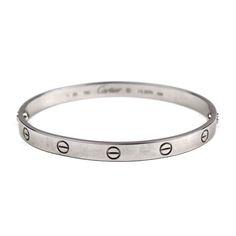 Bracelet LOVE de Cartier @InstantLuxe